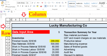How To Copy Excel Sheet Table With Rows And Column Headings In Word Document-featured