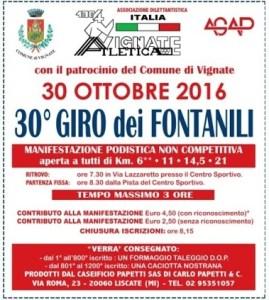 30° Giro dei Fontanili @ Vignate   Lombardia   Italia