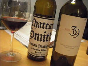 2010 Chateau Smith and 2011 Line 39