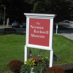 The Norman Rockwell Museum entrance