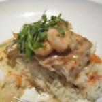 Mahi Mahi and Rock Shrimp