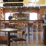 The premier wine tasting bar