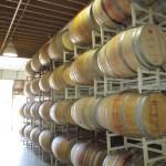 One barrel area