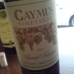 Caymus 2012 Special Select