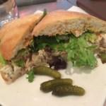 Excellent sandwich here