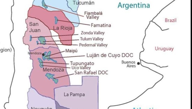 argentina map cropped