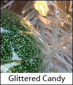 Glittered Candy