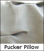 Pucker Pillow