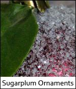 Sugarplum Ornament