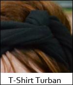 Tshirt Turban