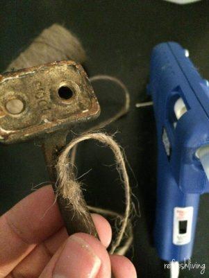 DIY rope hardware
