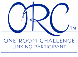One Room Challenge, spring 2015