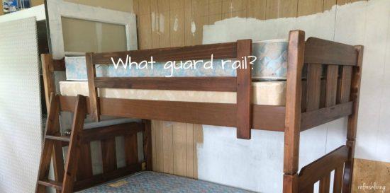 bunk bed update 2