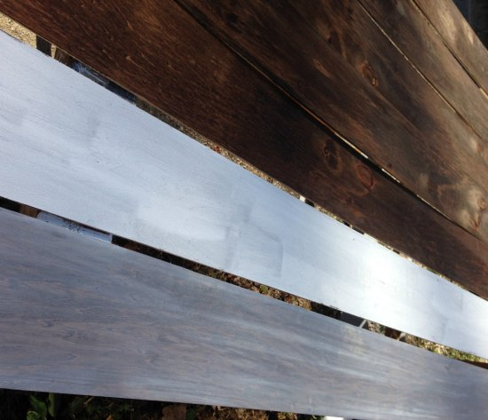 how to whitewash wood 5