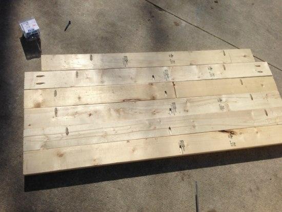 potting bench tutorial 2