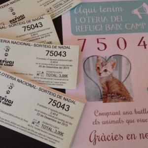 75043:  La Loteria Del Refugi