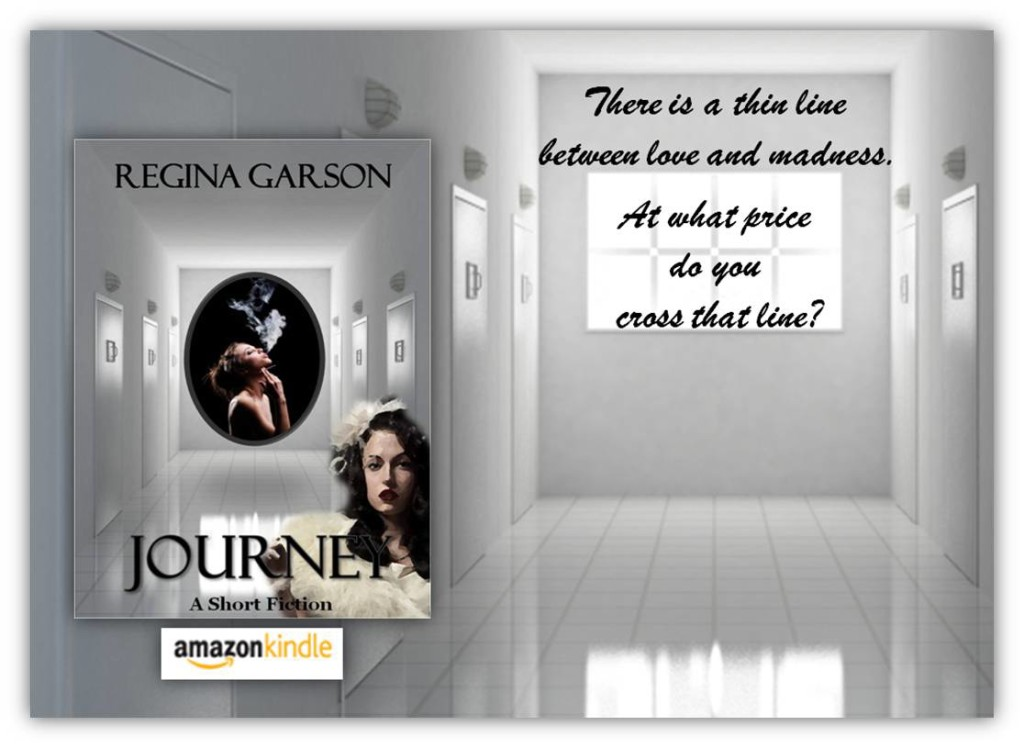 Journey is available for Kindle on Amazon.