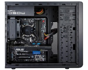 Cooler Master CM Force 500: Mid Tower per tutti