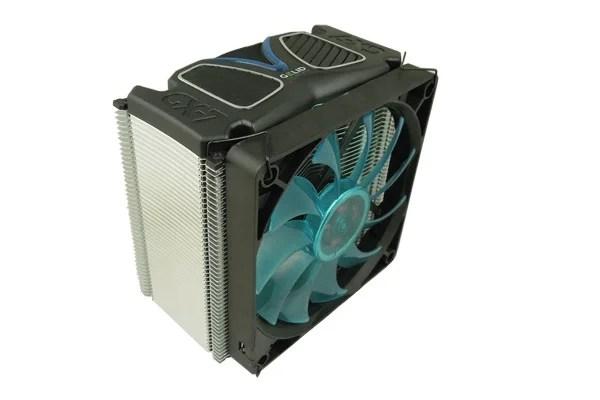 Gelid Solutions annuncia il dissipatore CPU GX-7 REV. 2