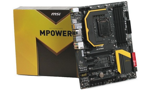 MSI Z87 MPower: ecco le features