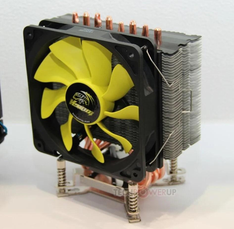Akasa al Computex 2013