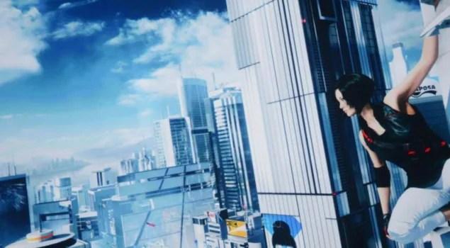 Mirrors Edge 2, DICE attendeva le console next gen