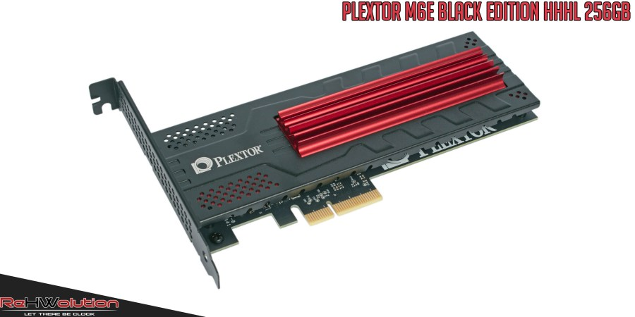 Plextor M6e Black Edition SSD 256 GB | Recensione