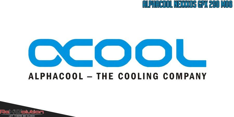 Alphacool NexXxos GPX 290 M08 Waterblock | Recensione