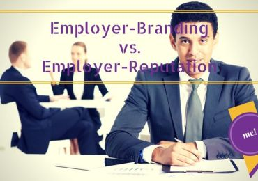 Employer-Branding vs. Employer-Reputation