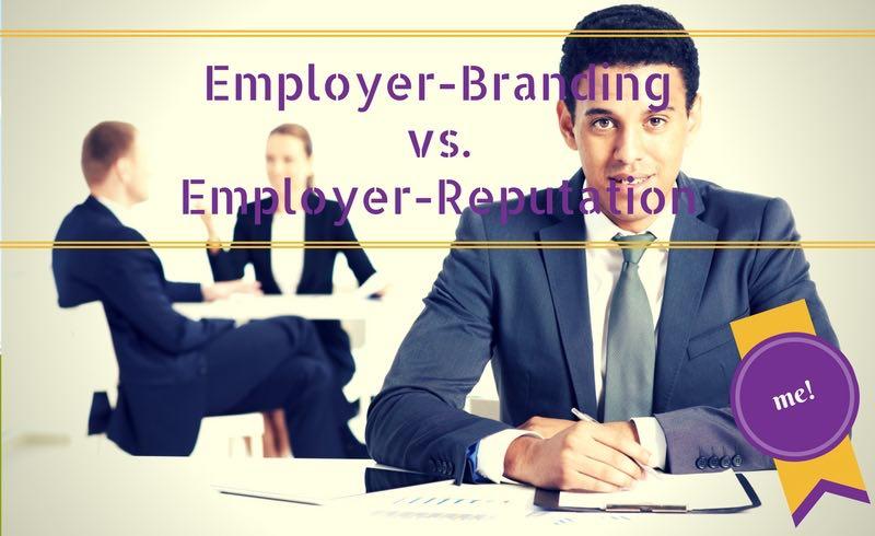 EmployerBrandingvsEmployerReputation