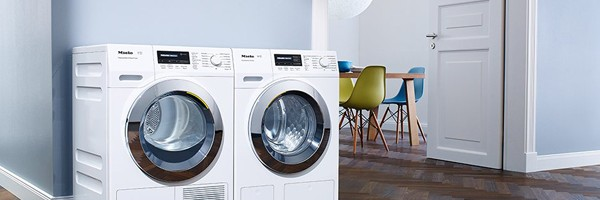 Miele W1 T1 Series Laundry Washer Dryer