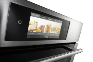 asko oven colour display