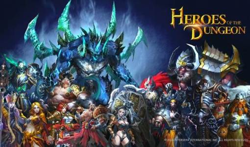 heroes of the dungeon 1