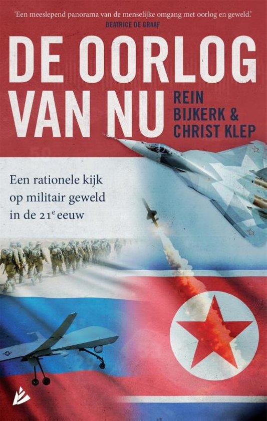 Boekomslag van De oorlog van nu