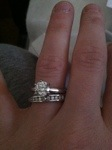 My pretty rings! reinventing erin