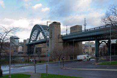 Tyne Bridge - Newcastle