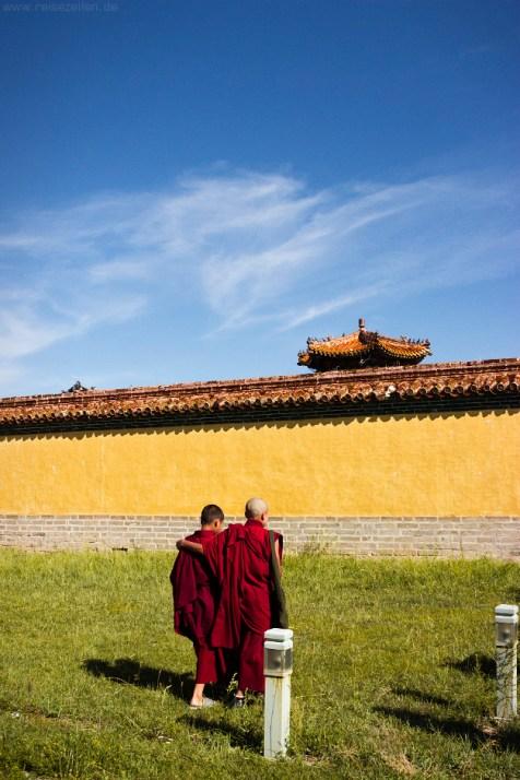 mongolei reisen