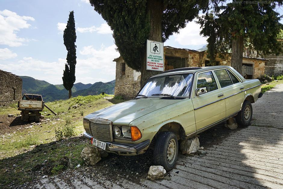 Albanien - Müll - Umweltverschmutzung - Reisen