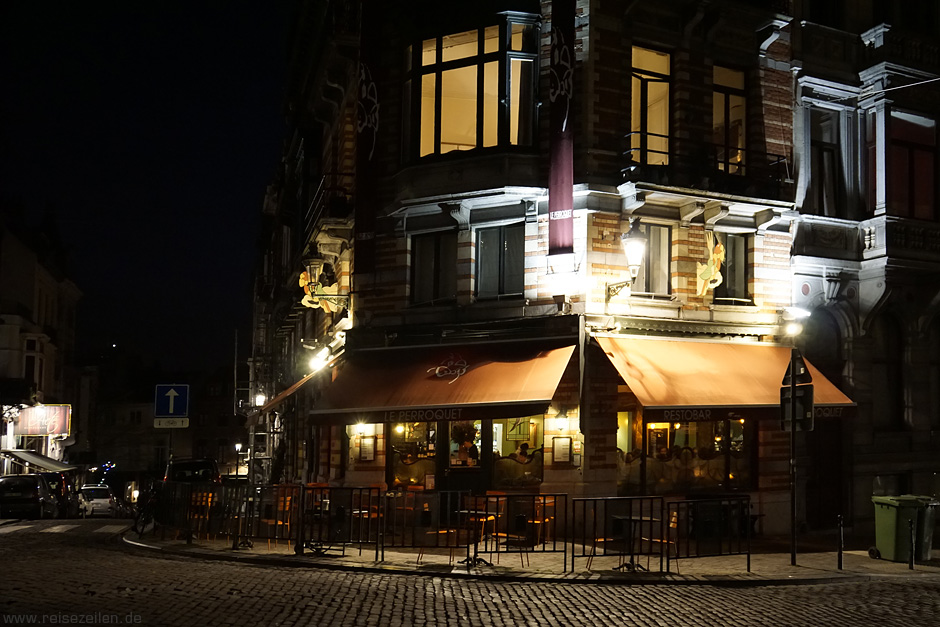 Brüssel_Restaurant Le Perroquet