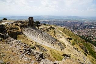 Pergamon Türkei Theater