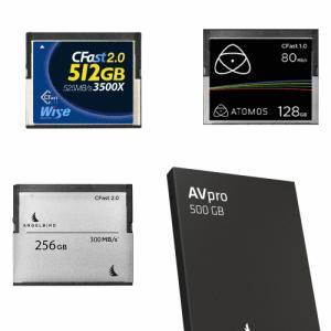 Schede di memoria/Dischi SSD