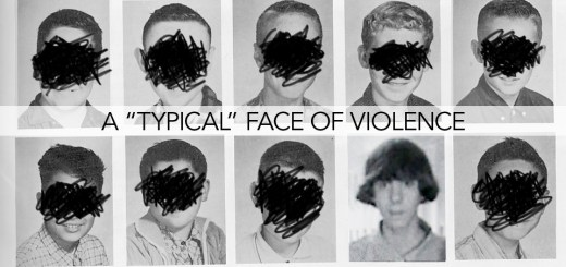 Photo From the Gawker: The Unbearable Invisibility of White Masculinity: Innocence In the Age of White Male Mass Shootings