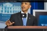 obama speech on trayvon