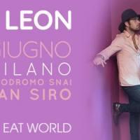 Kings Of Leon + special guest Editors & Jimmy Eat World  21 giugno Ippodromo San Siro Milano
