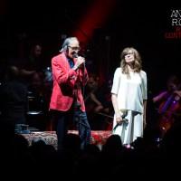 Franco Battiato e Alice @ Auditorium Parco della Musica (foto Andrea Rossi)