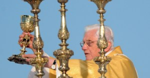 Pope Benedict XVI - Photo courtesy Catholic Church (England and Wales)