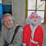 Steve Jenkins & local deity