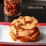 Ribbon Pakoda (Nada Thenkuzhal)