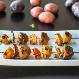 Potato Garlic Tikka