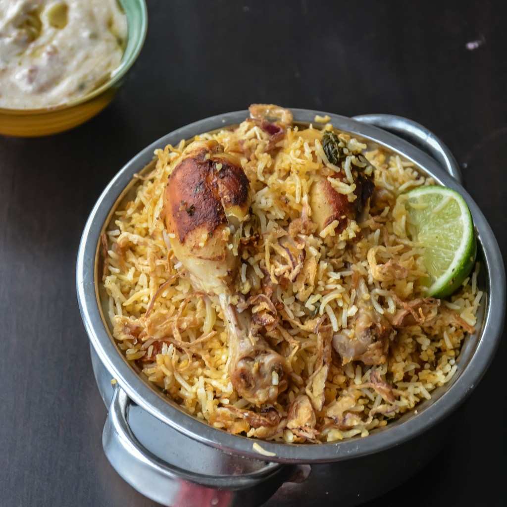 Chicken Biryani (12)